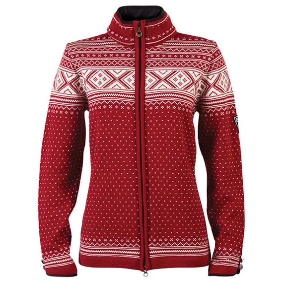 Dale of Norway - Women's Valle Jacket - Wollen jack