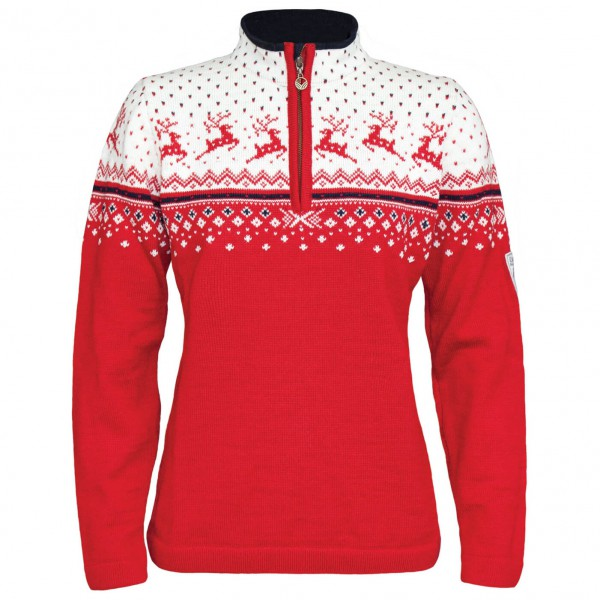 Dale of Norway - Women's Tuva Sweater - Pulloveri