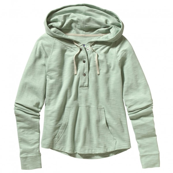 Patagonia - Women's Necessity Terry Hooded Pullover - Hoodie