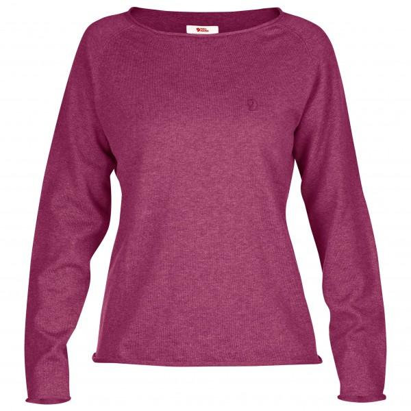 Fjällräven - Women's Övik Sweater - Pulloveri