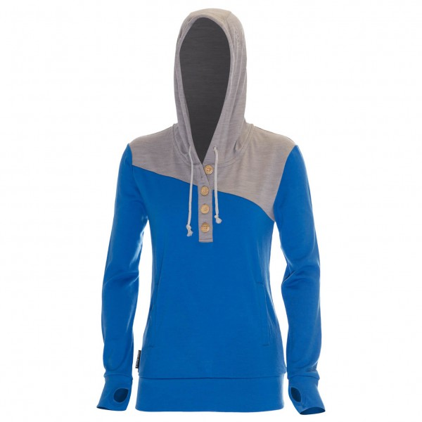 Mons Royale - Women's Pullover Hoody - Pull-over à capuche