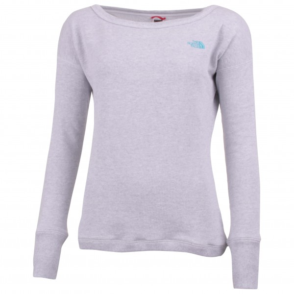 The North Face - Women's L/S Terry Crew - Pulloveri