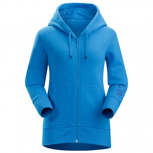 Arc'teryx - Women's Word On End Full Zip Hoody - Hoodie