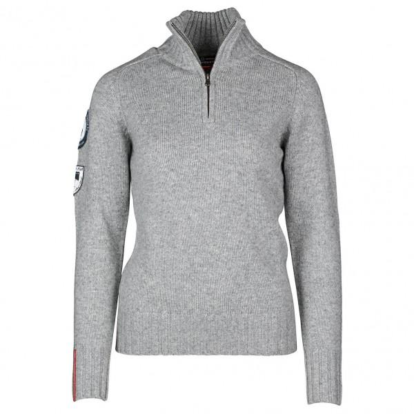 Amundsen - Women's Peak Half Zip - Pulloverit