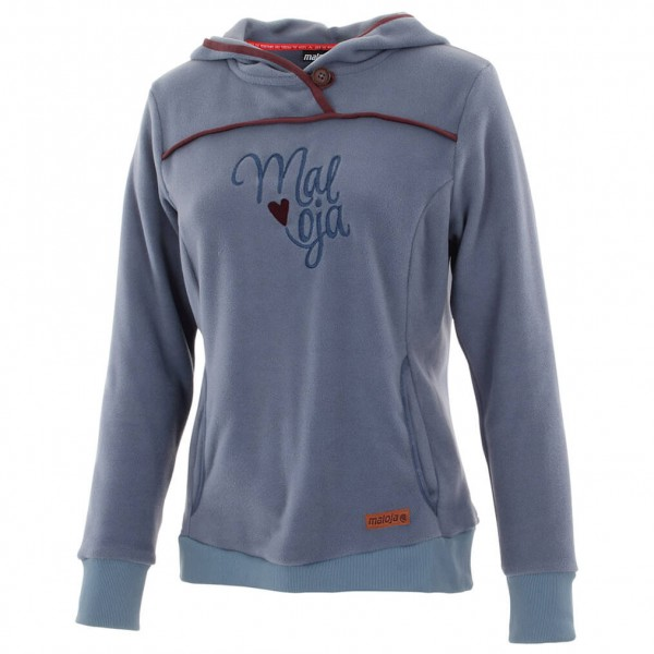Maloja - Women's AlbulaM. - Pull-over à capuche