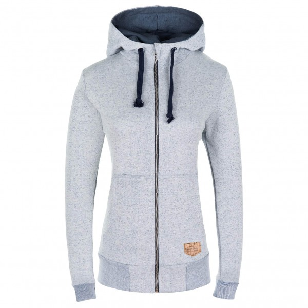 bleed - Women's Woody Zip Hoody - Pull-over à capuche