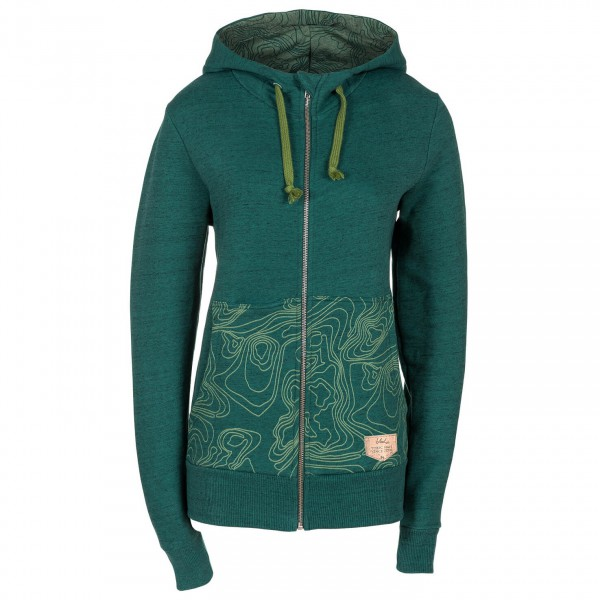 bleed - Women's Woody Zip Hoody - Hoodie