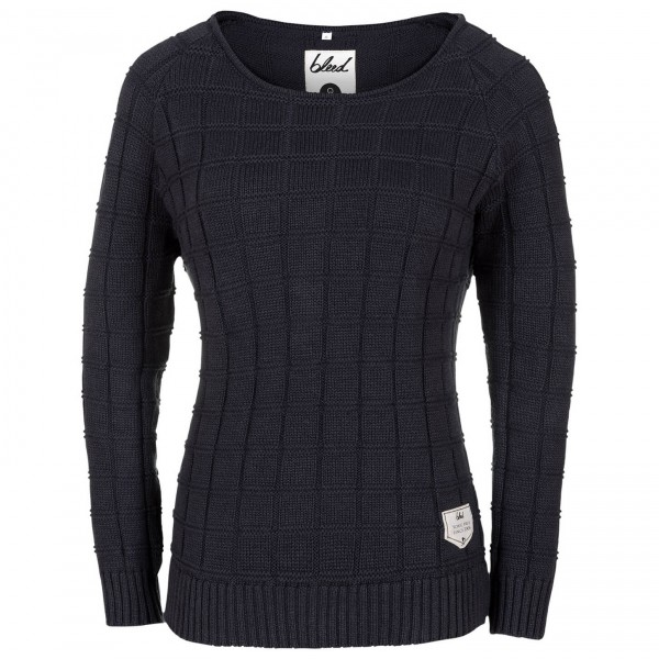 bleed - Women's Square Jumper - Pulloveri