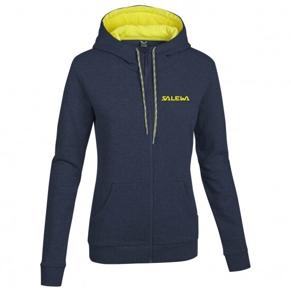 Salewa - Women's Solidlogo CO FZ Hoody - Hoodie