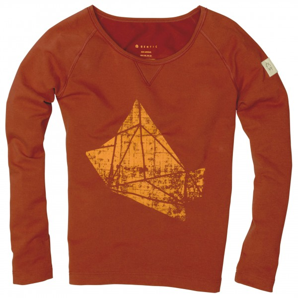 Gentic - Women's Polygon Dream Crew - Pulloveri