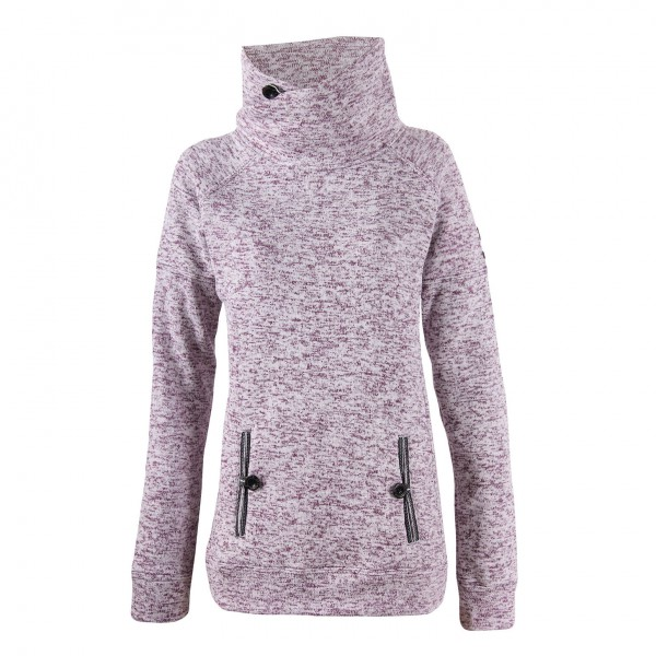 2117 of Sweden - Women's Lessebo Wave - Fleece pullover
