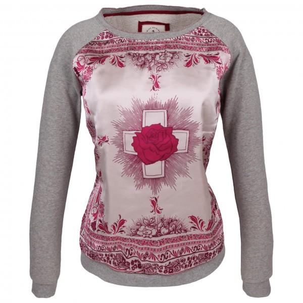 Alprausch - Women's Tüechli-Mona Sweater - Pulloverit