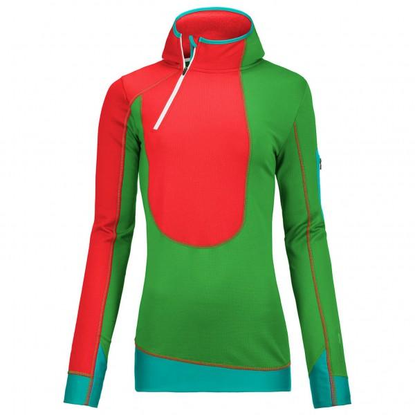 Ortovox - Women's Fleece LT (MI) R'N'W Hoody - Pull-over à c