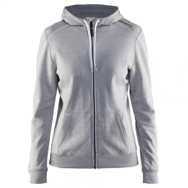 Craft - Women's In-the-zone Full Zip Hood
