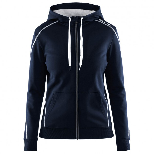 Craft - Women's In-the-zone Full Zip Hood - Hoodie