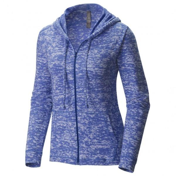 Mountain Hardwear - Women's Burned Out Full Zip Hoody