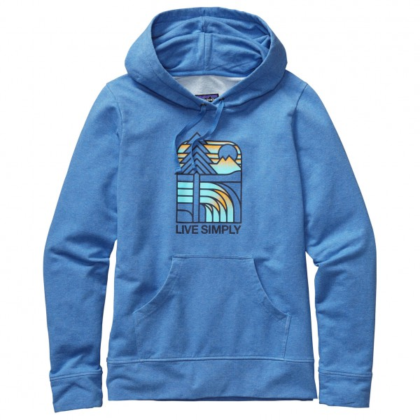 Patagonia - Women's Live Simply Landscape Midweight Pullover