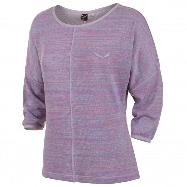 Salewa - Women's Frea Melange Dry L/S Tee - Pullover
