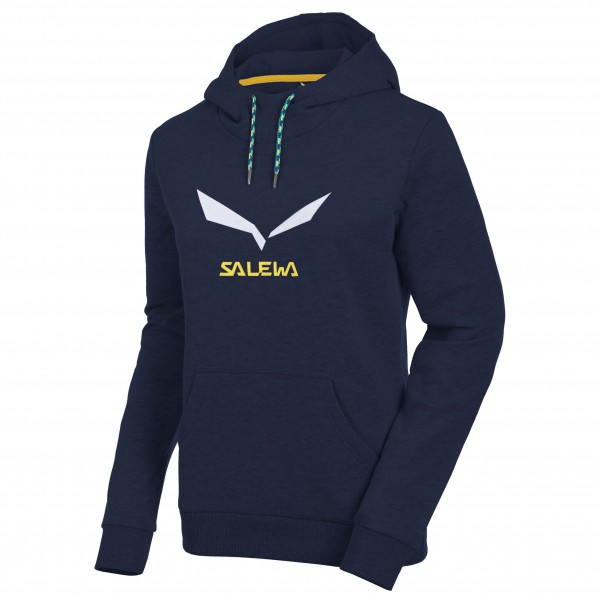 Salewa - Women's Solidlogo 2 Cotton Hoody - Pull-over à capu