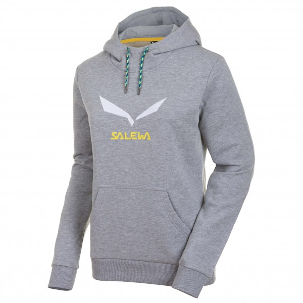 Salewa - Women's Solidlogo 2 Cotton Hoody - Sudadera