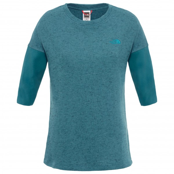 The North Face - Women's S/S Raglan 3/4 Tee - Pull-overs