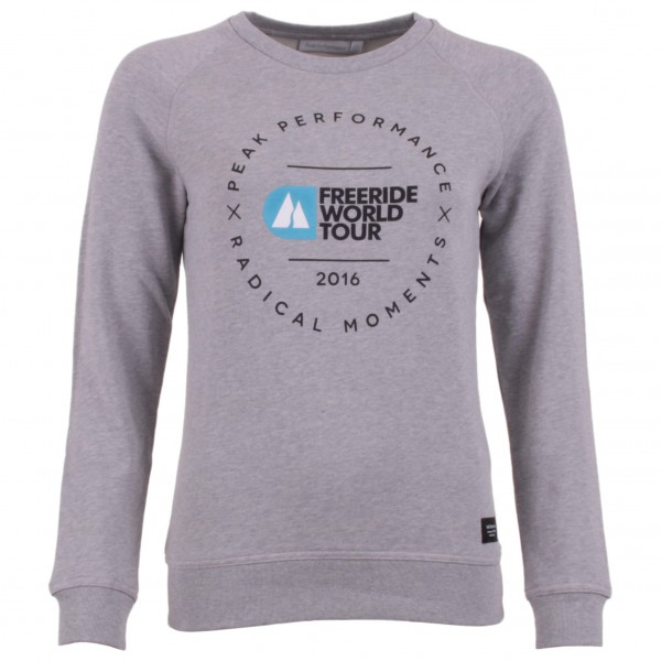 Peak Performance - Women's FWT Crew - Trui