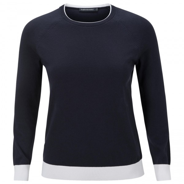 Peak Performance - Women's Connie Crew - Pulloveri