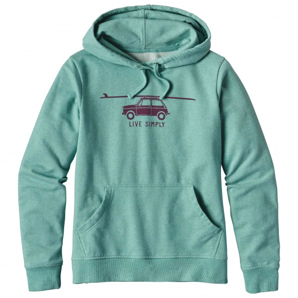 Patagonia - Women's Live Simply Glider Midweight Hoody