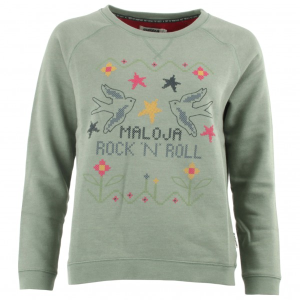 Maloja - Women's LlaoM. - Pullover