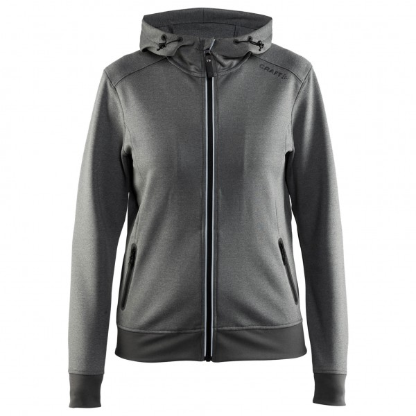 Craft - Women's Noble Full Zip Hood - Pull-over à capuche