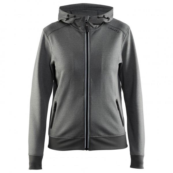 Craft - Women's Noble Full Zip Hood - Pull-over à capuche