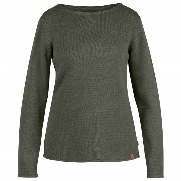 Fjällräven - Women's Kiruna Knit Sweater - Pulloverit