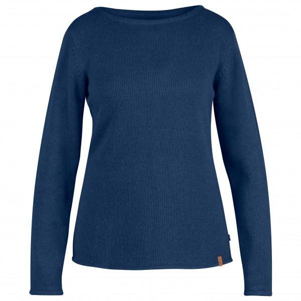 Fjällräven - Women's Kiruna Knit Sweater - Överdragströjor