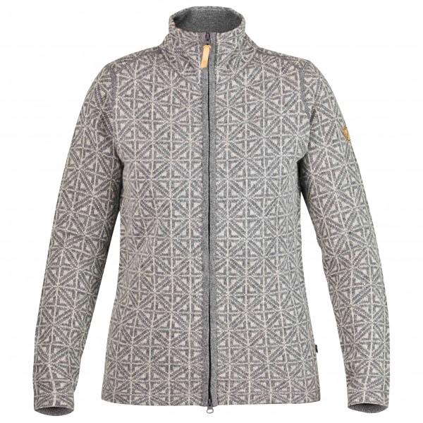 Fjällräven - Women's Övik Frost Cardigan - Pullover