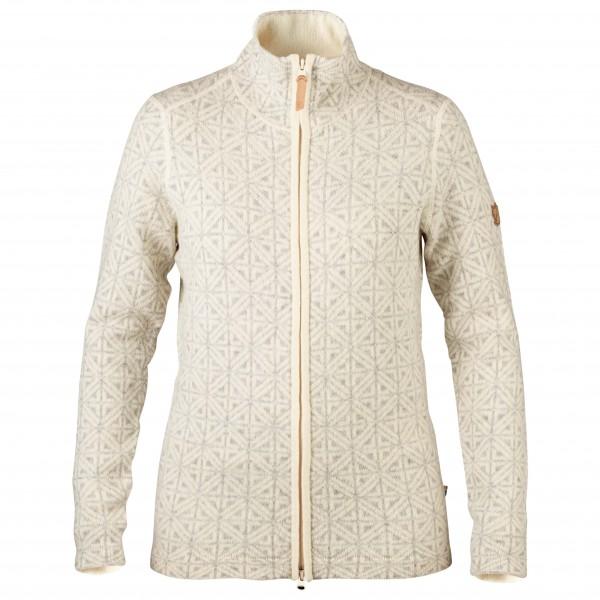Fjällräven - Women's Övik Frost Cardigan - Sweatere