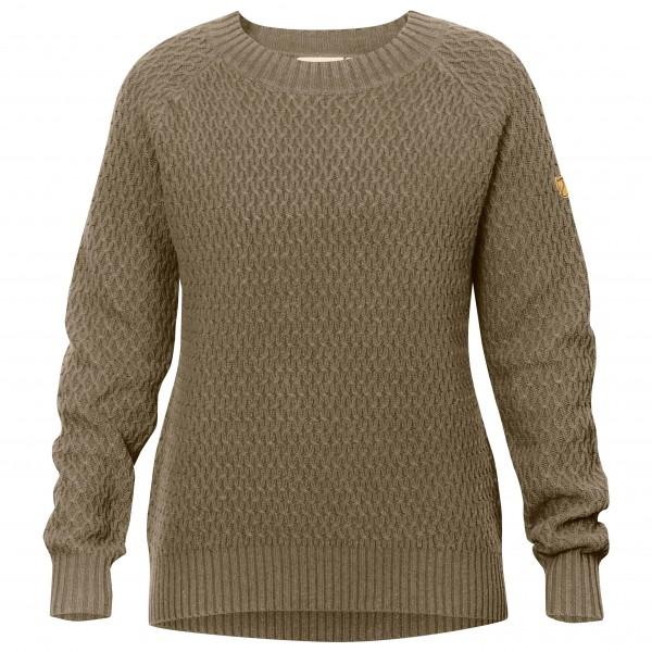 Fjällräven - Women's Sörmland Roundneck Sweater - Trui
