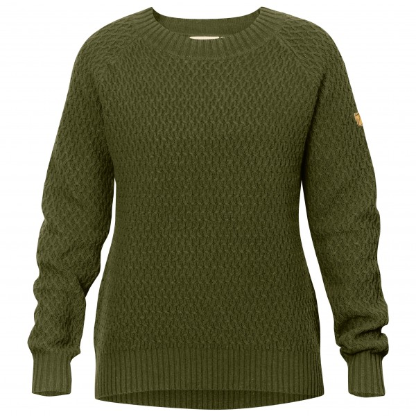 Fjällräven - Women's Sörmland Roundneck Sweater - Pulloveri