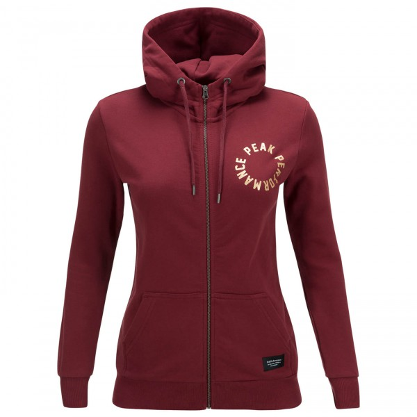 Peak Performance - Women's Lite Zip - Hoodie