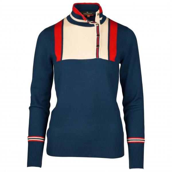 Amundsen Sports - Woman's H°yfjell Polo Neck - Pullover