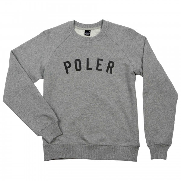 Poler - Women's State Crew - Pullover