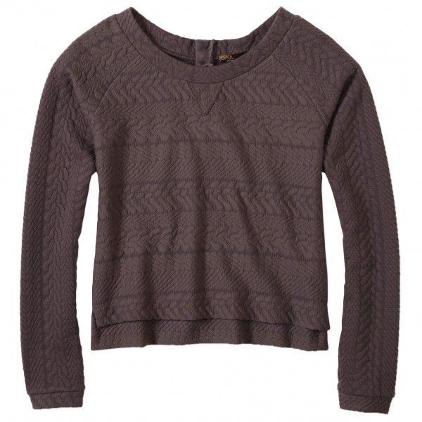 Prana - Women's Dimension Crop Top - Pullover
