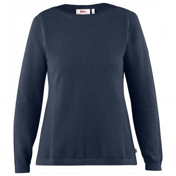 Fjällräven - Women's High Coast Knit Sweater - Överdragströjor