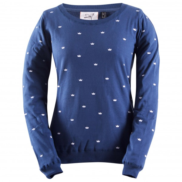 2117 of Sweden - Women's Uvered Printed Sweater - Sweatere