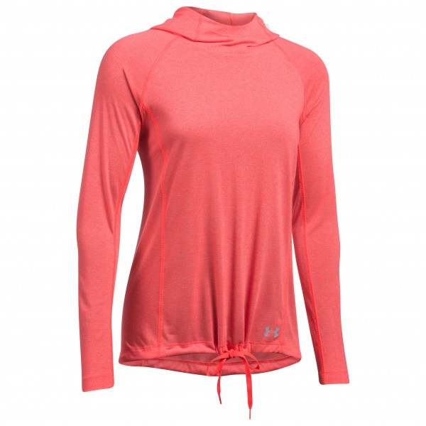 Under Armour - Women's Threadborne Train Hood Twist - Hoodie