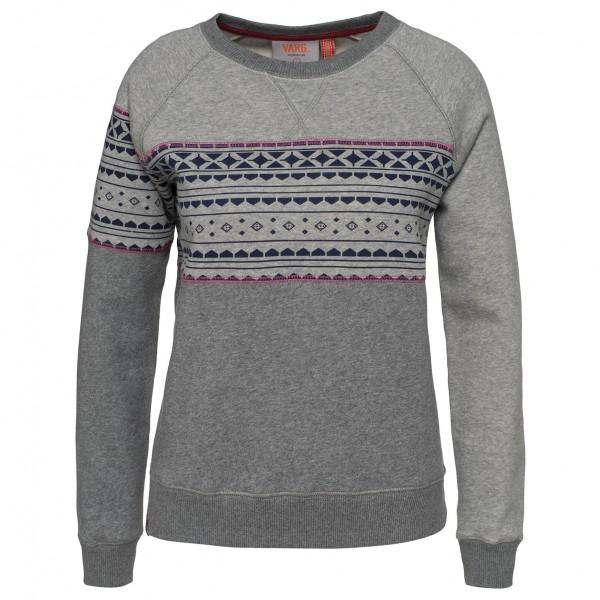 Varg - Women's Fjällbacka Crewneck Jersey - Sweatere