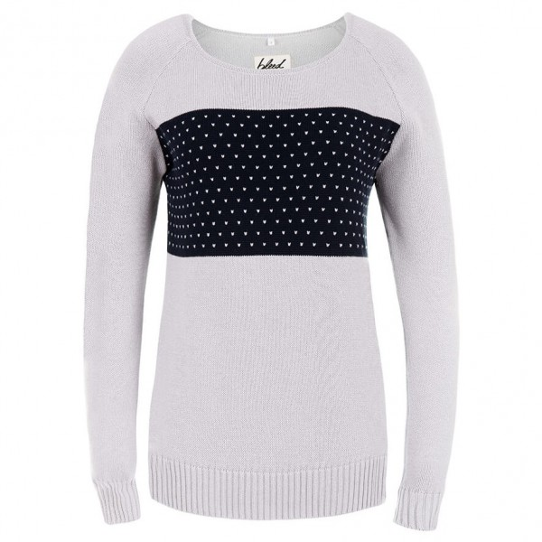 Bleed - Block Jumper Ladies - Sweatere