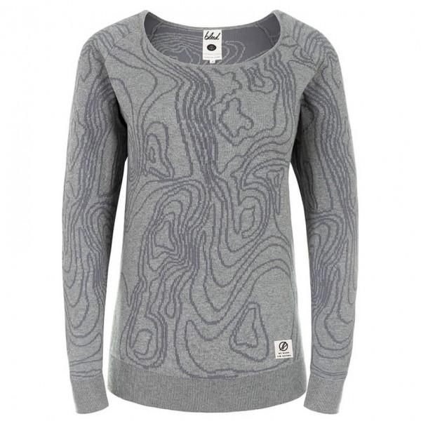 Bleed - ISO Jacquard Pullover Damen - Pullover