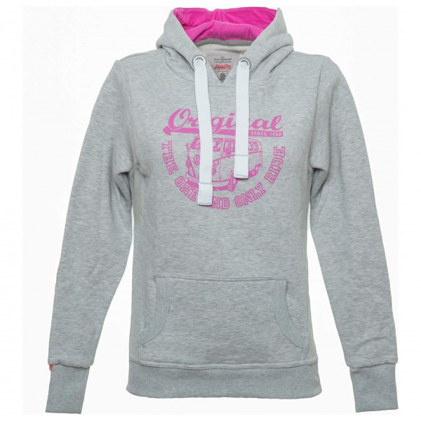 Van One - Women's Original Ride VW Bulli - Hoodie