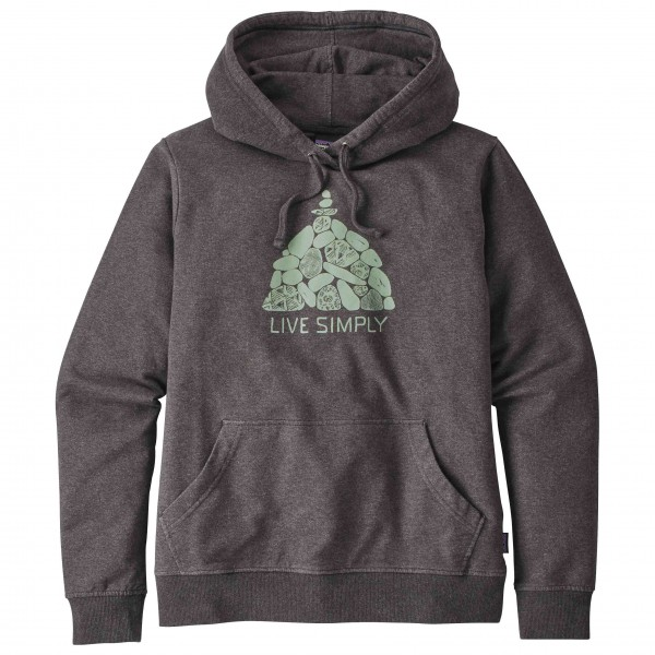 Patagonia - Women's Live Simply Summit Stones MW Hoody - Sudadera