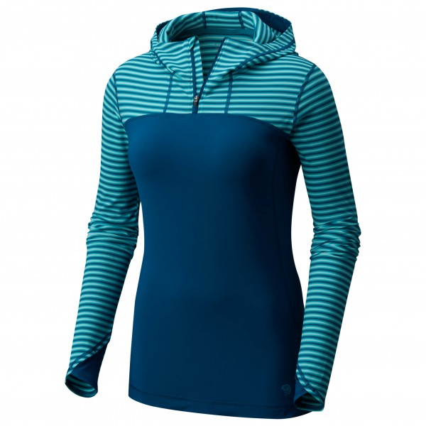 Mountain Hardwear - Women's Butterlicious Long Sleeve Hoody